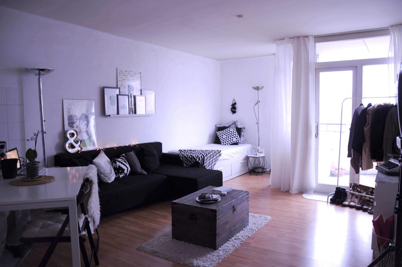 Minimalist apartment conversion