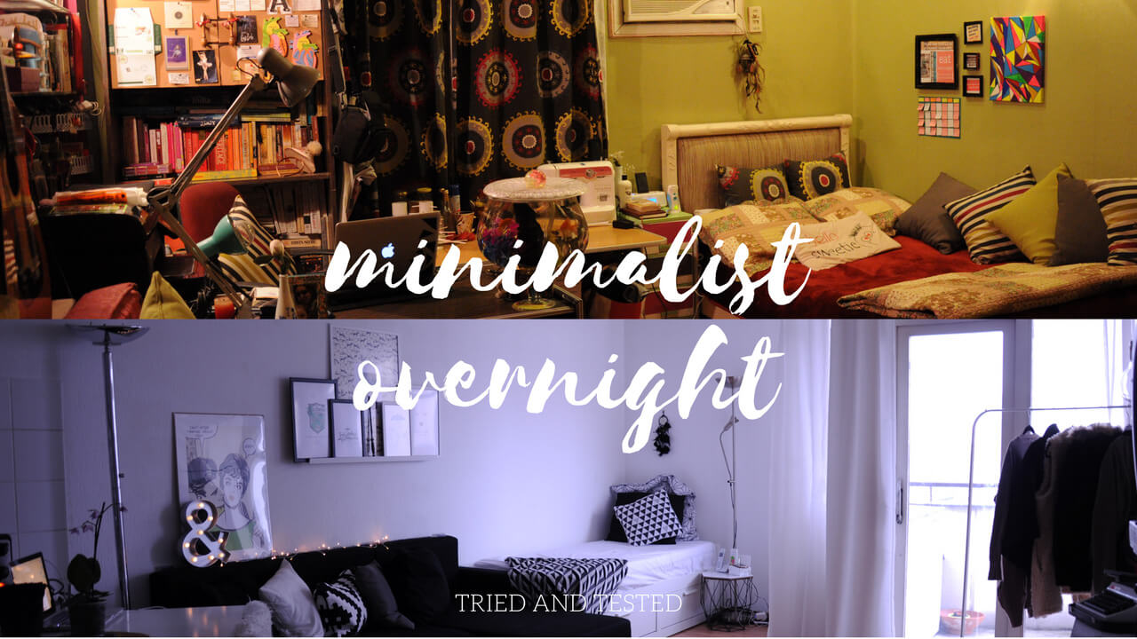 How to become a minimalist at home
