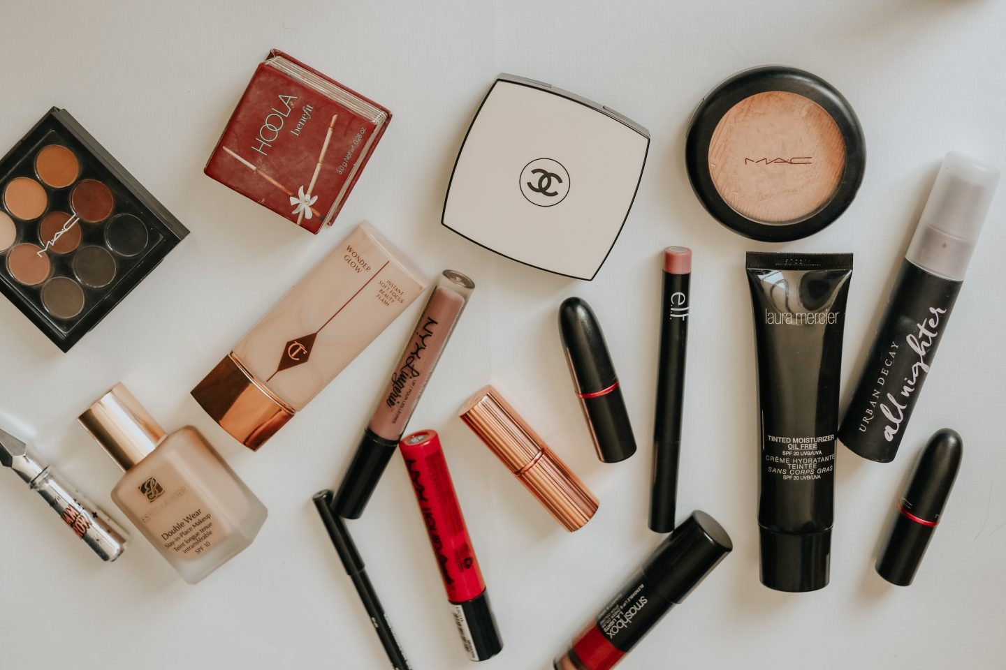 My 2018 Makeup Collection