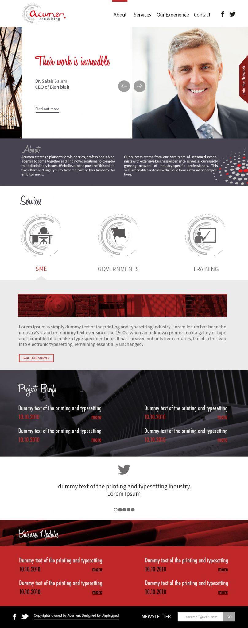 Acumen homepage02